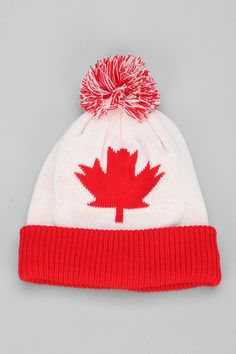 Coal The Nations Canada Beanie
