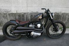 Kawasaki W400 by Brat Style