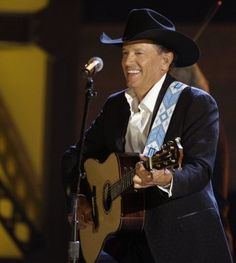 May 18, 2012 George Strait turned 60 .... God Bless Texas