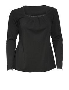 Manon Baptiste Square neckline blouse,