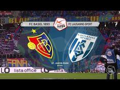 FC Basel vs FC Lausanne Sports - http://www.footballreplay.net/football/2017/02/19/fc-basel-vs-fc-lausanne-sports-5/