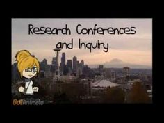 Using Conferences in the Guided Inquiry Process - YouTube