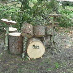 ~Muziek hobby voor in de tuin~