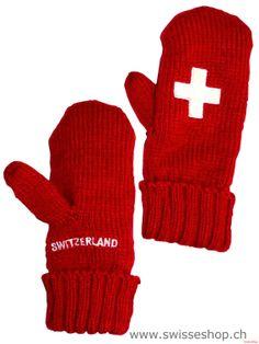 Swiss Winter Gloves