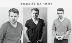 Portfolios For Actors by Alex Art Photographs Of People, Portraits, Actors, Mens Tops, Art, Art Background, Head Shots, Kunst, Performing Arts