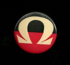 Draft Resistance button late 1960s early 1970s