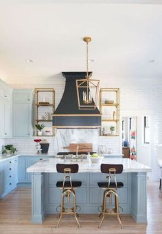 Creative Custom Kitchen Remodel to inspire you (68)