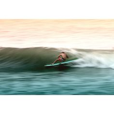 Photo by Cyrus Sutton - And now I just want to go for a surf.