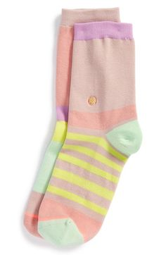 Stance 'Simplicity' Crew Socks (Big Kid) available at #Nordstrom