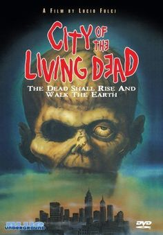 City of the Living Dead (1980) Poster