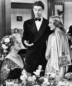 Mary Forbes, Jimmy Stewart & Jean Arthur - You Can't Take It with You Old Hollywood Movies, Golden Age Of Hollywood, Hollywood Actresses, Classic Hollywood, Mr Deeds, Jean Arthur, Frank Capra, Splendour In The Grass, East Of Eden