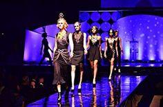 Kendra Scott's hi-glam models were an AFW highlight.