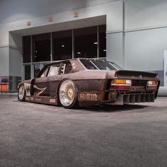 """Gefällt 1,504 Mal, 4 Kommentare - #1 For Daily RatRods (@ratrods) auf Instagram: """"Awesome BMW build  _ Photo: @conley916"""""""