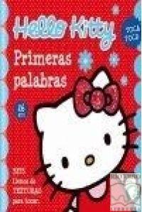 BITS TEXTURAS HELLO KITTY PRIMERAS PALABRAS