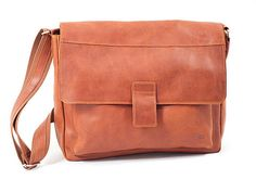 Cognac Leather Bag  Brown Leather Handbag  by Stitchleather, $200.00