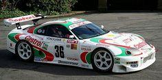 Toyota Supra JGTC Castrol