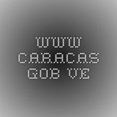 www.caracas.gob.ve