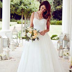 Ben De Lisi Occasion Ivory 'Princess' wedding dress | Debenhams