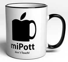 Tasse Cup miPott don´t touch