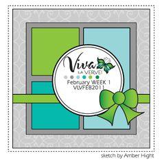**Viva la Verve! February 2011--Week 1 {1/28/11}**: Verve Stamps - Splitcoaststampers