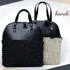 bowlingbag....crochet bags