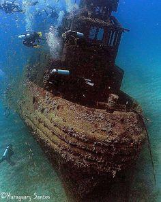 #Shipwreck #Diving #GonnaDive
