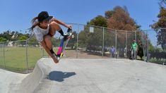 Blog Cam #68 - Girl Skateboarders Are Weird