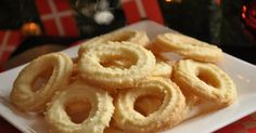 If only one cookie is made in Danish homes at Christmas time it would likely be vanillekranse . (The English would say vanillakranse . I ...