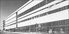 Κτίρια-σύμβολα της Αθήνας Κτίριο ΦΙΞ Athens, Skyscraper, Multi Story Building, Louvre, Modernism, History, City, Buildings, Travel