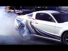 Ford Mustang Cobra Jet Concept | Twin Turbo Drag Racing Machine