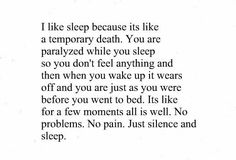 I'd love to live without this pain.