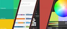 Tasarımcılar İçin Flat UI Renk Paletleri