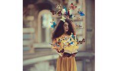自然と少女の不思議な景色を捉えた、ロマンティックな写真 − ISUTA(イスタ)オシャレを発信するニュースサイトISUTA(イスタ)オシャレを発信するニュースサイト