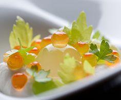 Alinea Salmon Caviar