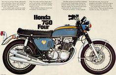 Honda 750, Classic Honda Motorcycles, Vintage Motorcycles, Custom Motorcycles, Custom Bobber, Cb 450 Cafe Racer, Cafe Racer Bikes, Cafe Racers, Honda Cycles