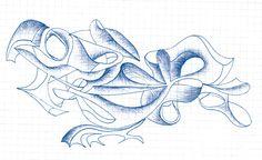 VellaiTamas Abstract pen drawings art metapapa by vellaitamas.deviantart.com on @deviantART