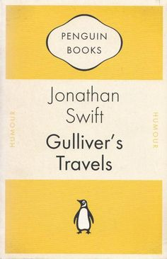 Gullivers Travels - Jonathan Swift - Penguin (and The Times) - Good - Paperback