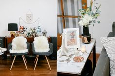 Sarah Sherman Samuel baby shower | Photo by Jessie Webster | 100 Layer Cakelet