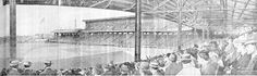 Comiskey Park - First game at Old Comiskey July 1, 1910