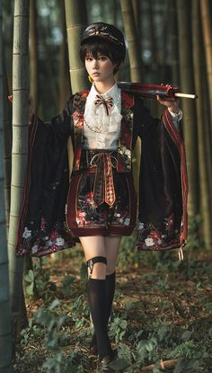 LolitaWardtobe - Bring You the latest Lolita dresses, coats, shoes, bags etc from Trustworthy Taobao indie Brands. We never resell Lolita items from untrustworthy Taobao stores. Tokyo Fashion, Harajuku Fashion, Lolita Fashion, Edgy Outfits, Cool Outfits, Fashion Outfits, Fashion Fashion, Teenage Girl Outfits, Outfits For Teens