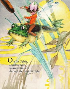 """O is for Ophie"" by Fanny Y. Cory"