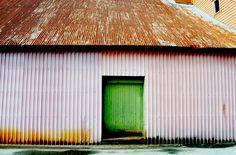 Green door | MyWorld Garage Doors, Photographs, Outdoor Decor, Green, Home Decor, Homemade Home Decor, Fotografie, Interior Design, Home Interiors