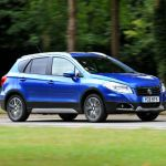 Suzuki S-Cross bookings start in India for Rs. 25,000