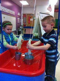 Learn + Play = Pre K: It's Farm Week in Preschool!