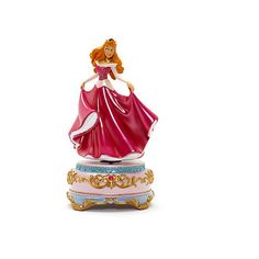 Disneyland Paris Aurora Musical Figurine, Sleeping Beauty (430 NOK) ❤ liked on Polyvore featuring home, home decor, parisian home decor, music figurines, sleeping beauty figurine, paris home decor and music home decor
