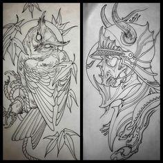 Tattoo Design Drawings, Pencil Art Drawings, Tattoo Sketches, Tattoo Designs, Cute Monsters Drawings, Medieval Tattoo, Neo Tattoo, Tattoo Apprenticeship, Skull Artwork