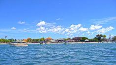 Isla Tortuga, a 15 minutos en barca desde Bali, tampoco está nada mal