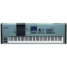 Tools of the trade  Yamaha MOTIF XS 8  One of Yamaha's PREMIER  Workstations and performance keyboards