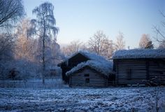 It will be a white Christmas for me in Norway ♥ Milla ;-)