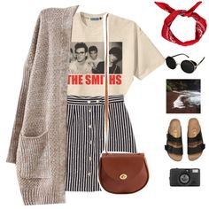 light that never goes out. by greciapaola on Polyvore featuring Retrò, American Apparel, Boohoo, Topshop, Lomography, indie, grunge, fashionset and bandtee